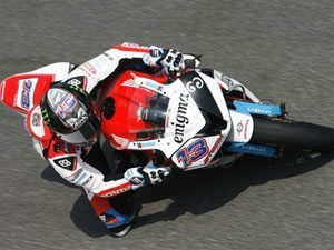 Foto: Anthony West, piloto Honda no Mundial de Supersport