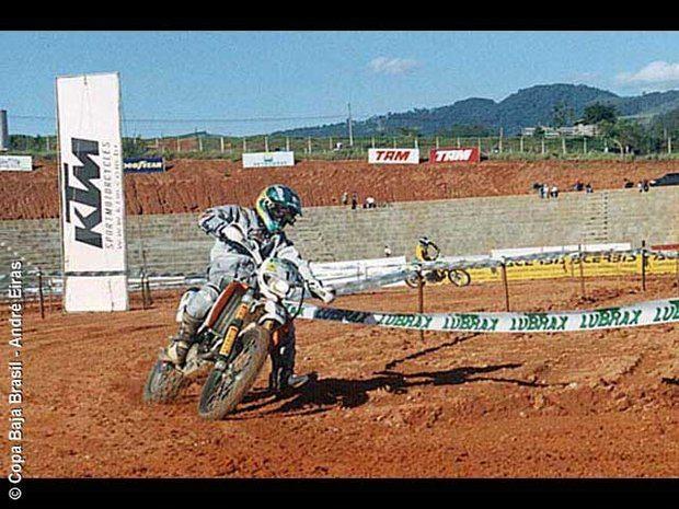 Largada promocional abre o Rally Terra Brasil 2005