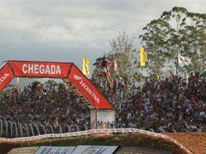 Foto: Leandro venceu a segunda