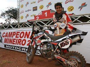 LEM vence 2ª etapa do Mineiro de Motocross