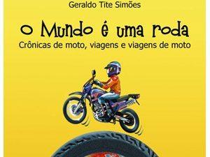 Foto: Livro O Mundo  Uma Roda tamb'm na livraria Laselva