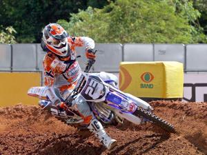 Lucas Moraes abandona etapa