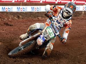 Lucas Moraes é vice-campeão do Arena Cross