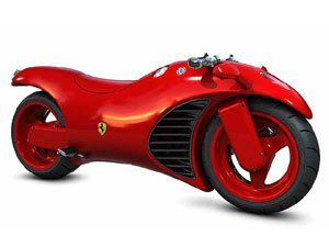 Lugar de moto é na Garage