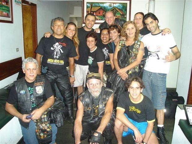 Foto: A Banda Faixa Etria ' a mais requisitada para os eventos de motociclistas no Estado do Rio