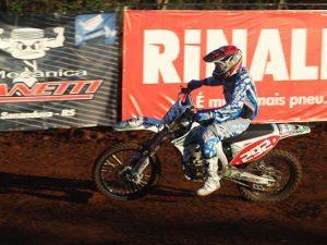 Duda Parise, atual campeão na MX1 e MX2, é presença confirmada