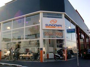 Marini, nova concessionária Sundown em São Paulo.