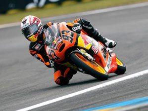 Márquez surpreende com primeira pole da carreira (GP 125)