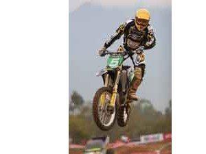 Foto: Massoud Nassar venceu 3 das 4 provas do Paulista de Motocross