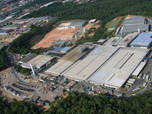 Foto: Planta da Yamaha em Manaus, AM