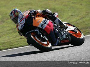 Foto: Hayden (www.motogp.com)
