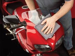 Meguiar`s lança lavagem ecológica e polimento especial para motocicletas