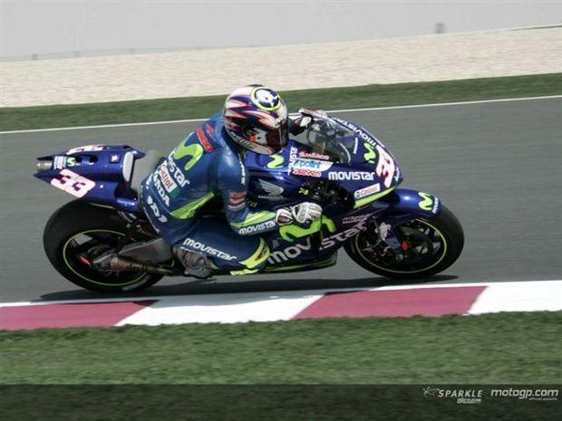 Melandri foi o mais rápido - GP Qatar