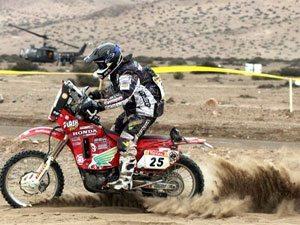 Melhor das Américas entre as motos do Dakar, José Hélio enfrenta o dia mais difícil