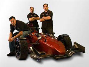 Metade Fórmula 1, metade moto
