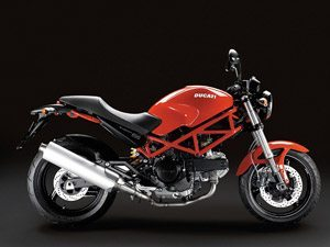 Foto: Ducati Monster 695: na lista