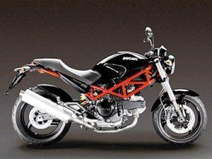 Foto: Ducati Monster 695