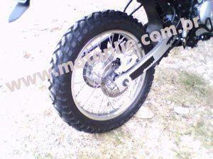Foto: Yamaha XTZ 250 monoshock