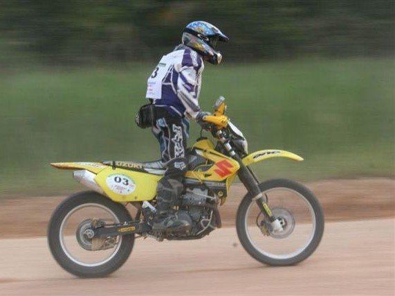Foto: Prova das motos ser um enduro de regularida