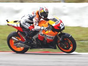 MOTO GP: Piloto da Honda faz a pole na Malásia
