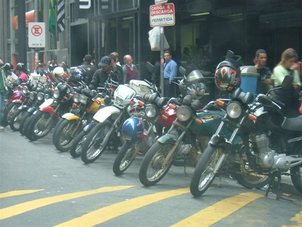Motoboy Festival 2006 acontece em São Paulo