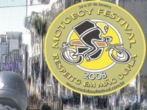 Motoboy Festival 2008 realiza seu primeiro leilão oficial de motos
