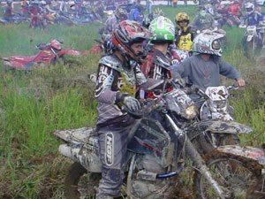 Motociclistas Invadem Ermo Neste Final de Semana
