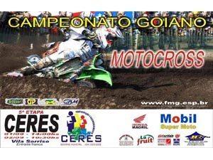 Motocross, a presença do interior