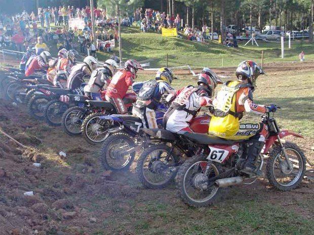Motocross é Sucesso Total em Morro Grande, SC
