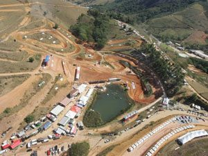 Foto: Pista de Cachoeiro do Itapemirim (ES) recebe a sétima etapa do Brasileiro de Motocross