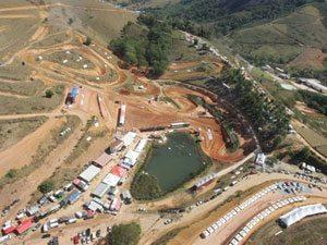 Foto: Pista de Cachoeiro do Itapemirim (ES) recebe a sétima etapa do Brasileiro de Motocross