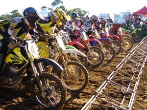 MotoCross em São João do Sul neste Final de Semana