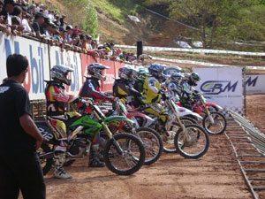 Motocross: Flávio Machado pontua na 7ª etapa do Brasileiro