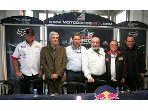 Foto: GP Honda Brasil das categorias MX1 e MX2 é confirmado durante o Motocross das Nações 2008, na Inglaterra