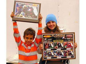 Motocross: Stefany volta a brilhar nos Estados Unidos