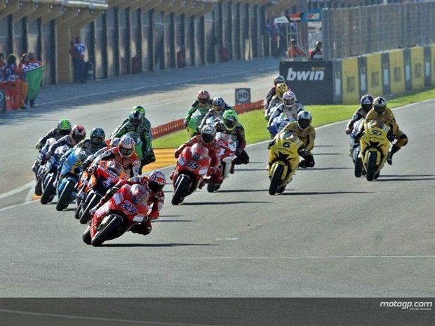 MotoGP com grelha rejuvenescida em 2008