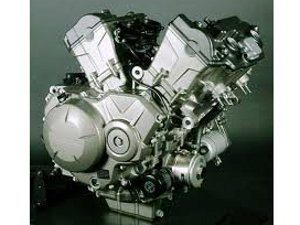 Motor V4 Honda VFR1200 - Divulgaçào