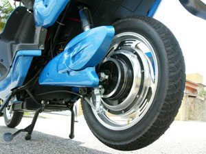 Foto: Scooter S1000