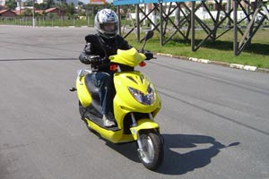Motor-Z S1000 - Energia em dose dupla