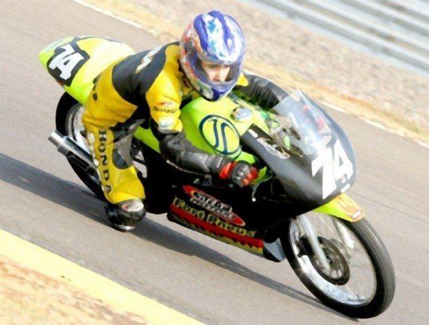 Foto: Na 125cc, Murilo Ribeiro conquista a 1¦  pole