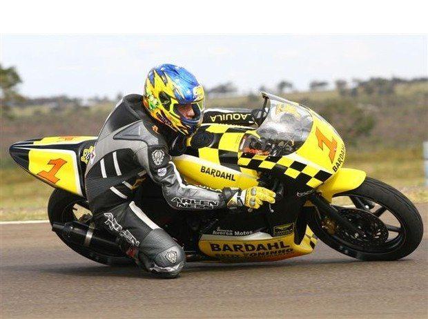 Foto: Alecsandre Brieda venceu e disparou na lideran‡a da 500cc no MS