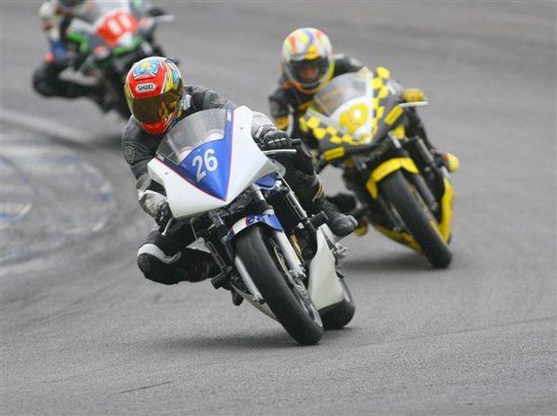 Foto: Categoria Hornet ' novidade no Brasileiro de Motovelocidade