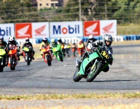 Foto: Thiago De Bosco venceu na 500cc em Bras¡lia