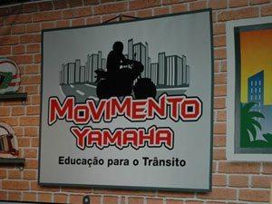Movimento Yamaha, educação para o trânsito