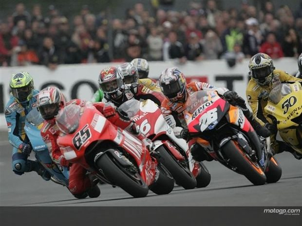 Mugello pronto para as emoções do MotoGP