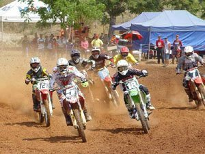 Foto: Largada do MX2