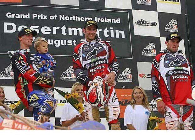 Mundial de Motocross, 13ª etapa, Desertmartin (Irlanda)
