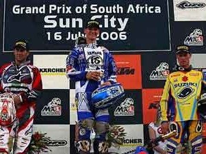 Mundial de Motocross - Etapa 10 - Sun City, Africa do Sul