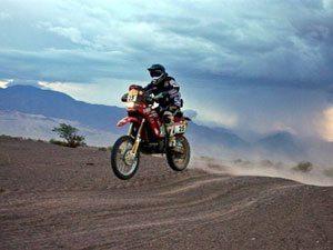 Foto: José Hélio encara a 12a etapa do Rally Dakar entre as cidades de Fiambalá e La Rioja (ARG)