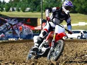 Foto: Balbi treina nos Estados Unidos para o Motocross das Na‡äes